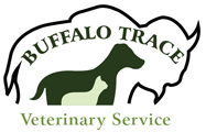 Buffalo Trace Veterinary Services Retina Logo